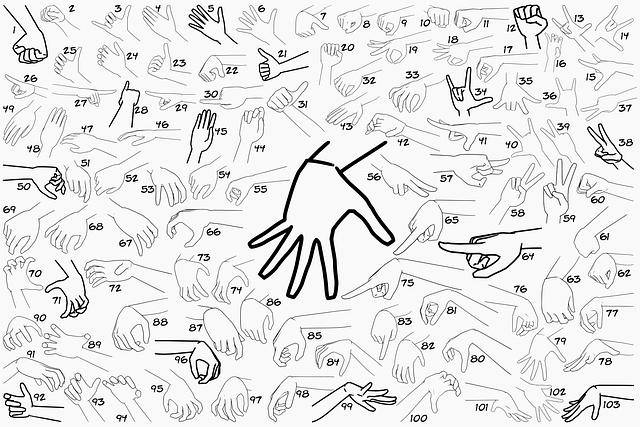 10 лучших шаблонов анимации рук