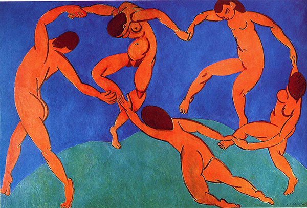 10 коротких остроумных цитат о творчестве и дизайне Анри Матисс - Танец