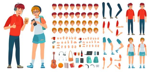 16 незаменимых референсов для анимации людей