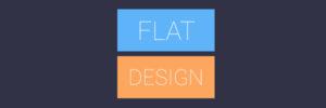 Особенности FLAT - дизайна