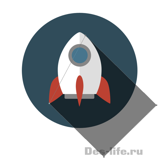 stylish-flat-space-icons-in-adobe-photoshop-13