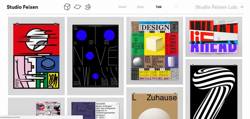 Швейцарская школа дизайна