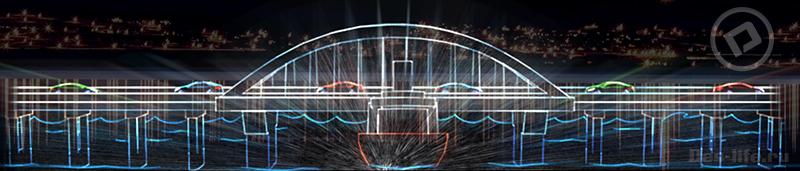 circle-light-laser-bridge-3