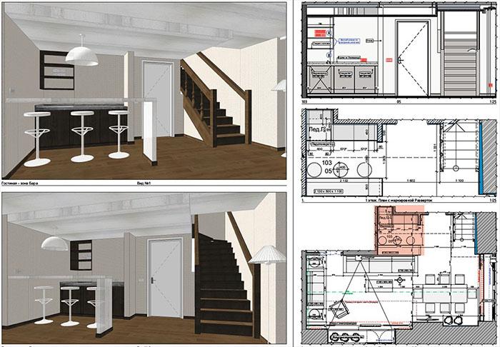 Arhicad программа для дизайна интерьера