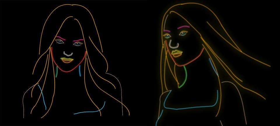 Контурная анимация в Adobe Flash (Adobe Animate)