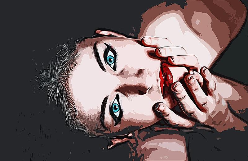 Фото в векторный рисунок - бесплатный Action для Photoshop