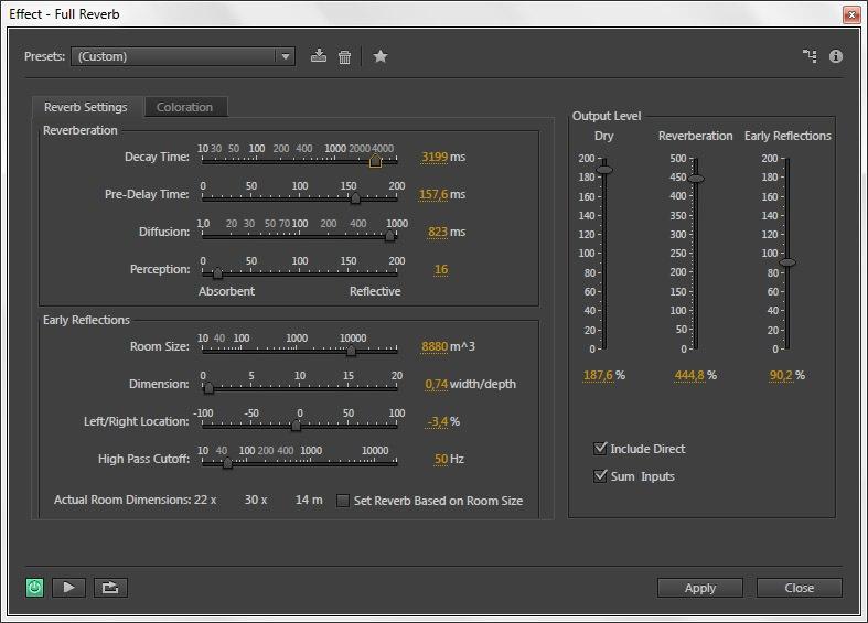 Как качественно обрезать трек в Adobe Audition. Сложный вариант.