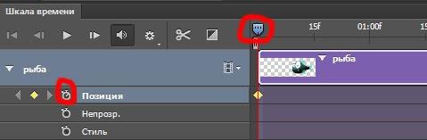 Анимированный баннер в Photoshop