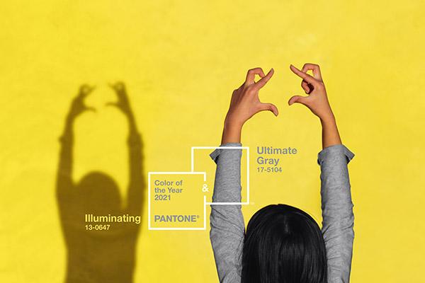 психология и цвет - главный цвет 2021 года