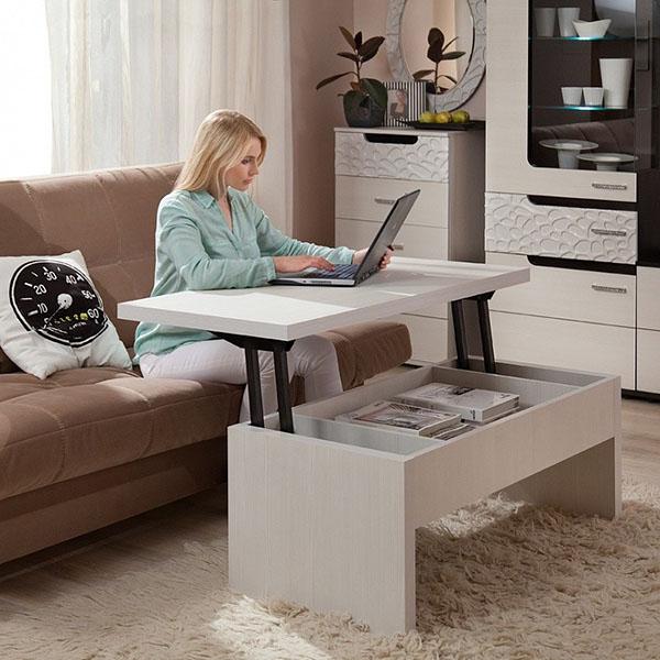 Компактная мебель для маленьких квартир