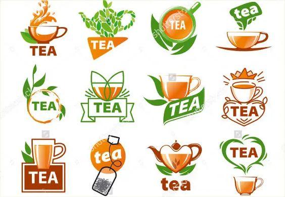 логотипы чайной