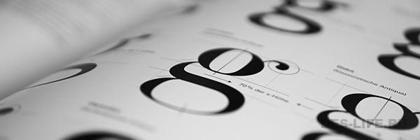 креативные шрифты