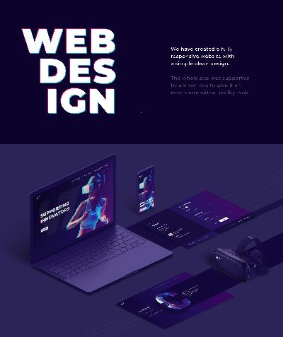 Стиль киберпанк в разных сферах дизайна