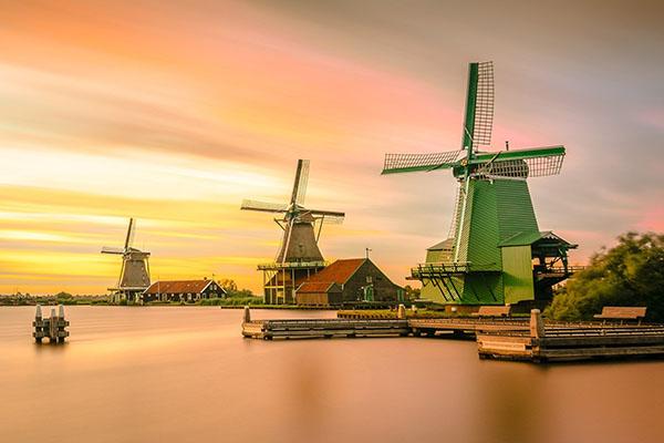 Голландский стиль в дизайне. Интерьер и графика