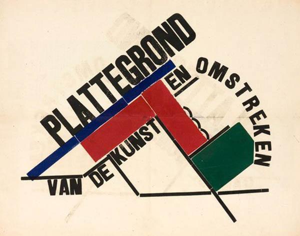 Голландский стиль в дизайне. Интерьер и графика.