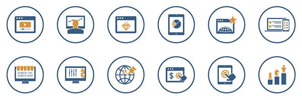 Бесплатные SEO иконки для вашего сайта