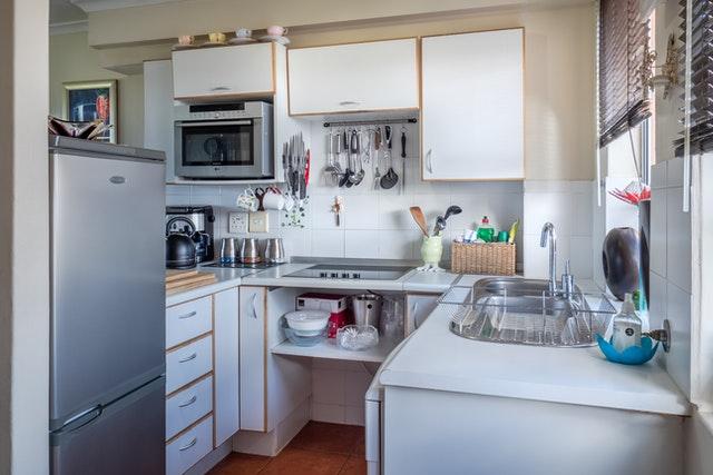 Дизайн кухни 12 кв.м. - П-образная планировка