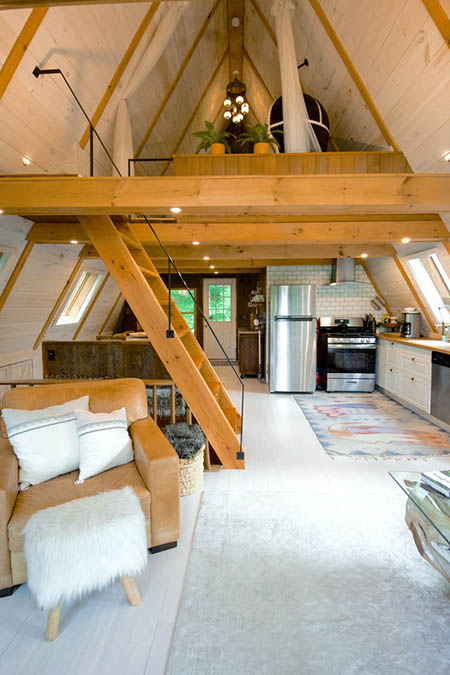 Дизайн кухни 12 кв.м. - лофт