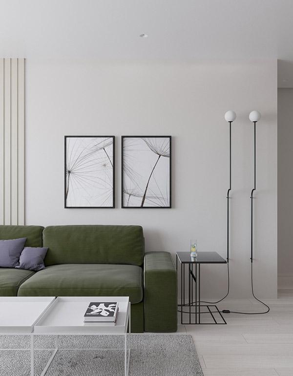 Современный интерьер – стили для экономии пространства