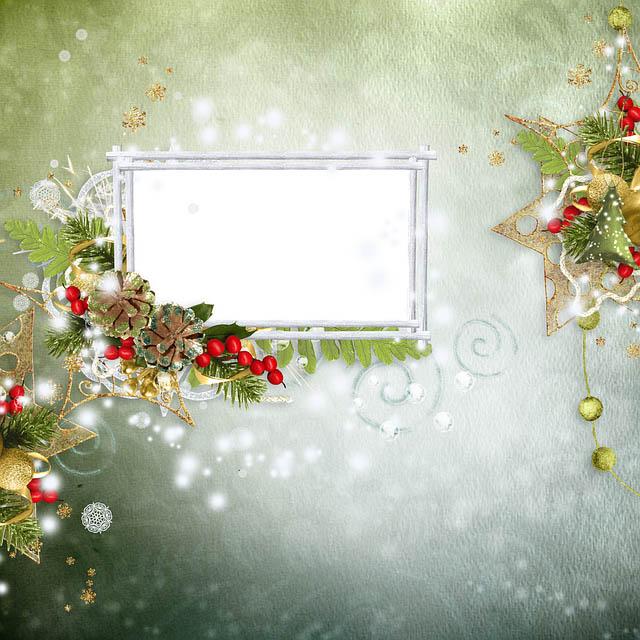 Фоторамки новогодние скачать бесплатно