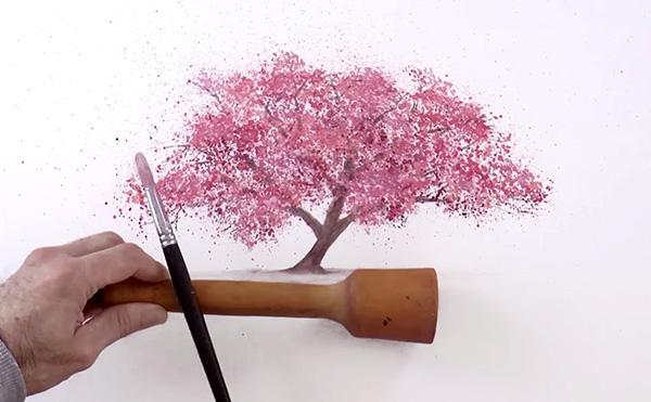 Нетрадиционные техники рисования: описание, материалы, инструкции