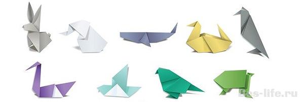 Оригами. Начинаем с простого