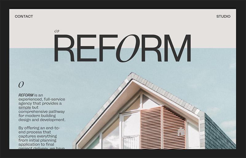 красивая типографика как стиль в веб-дизайне