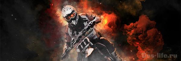 Реалистичный эффект взрыва в Photoshop – бесплатный Action