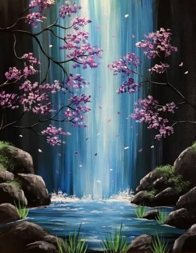 Правополушарное рисование – секреты, мифы, уроки - водопад