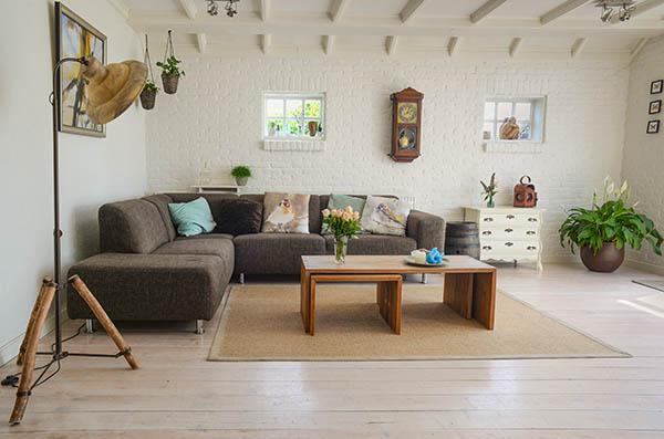Скандинавский стиль в современном дизайне интерьера.